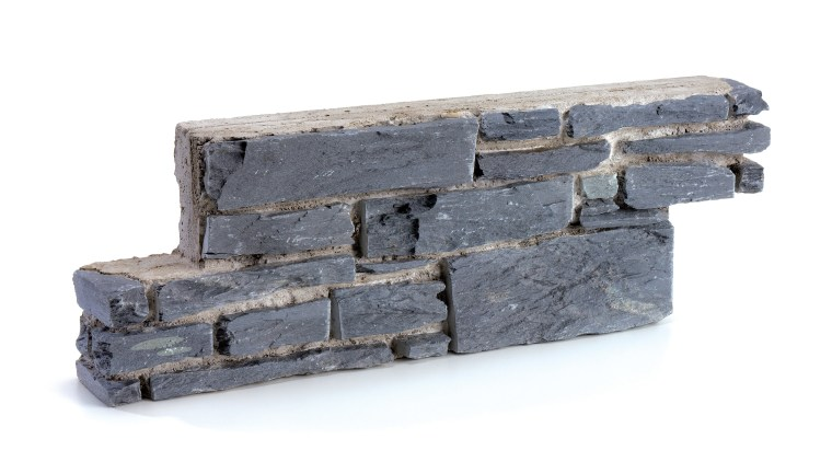 View of  Austral Bricks. white