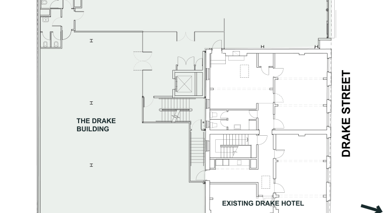 View of the architectural floor plans area, design, diagram, drawing, floor plan, plan, schematic, white