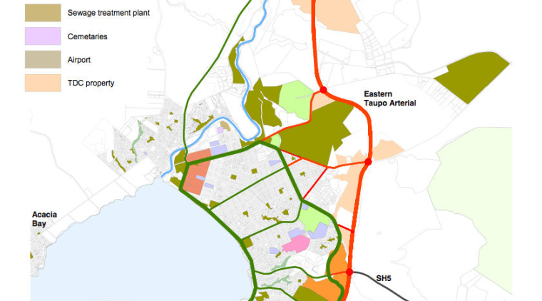 View of architectural plans for the Tahuna Ridge area, line, map, organism, white