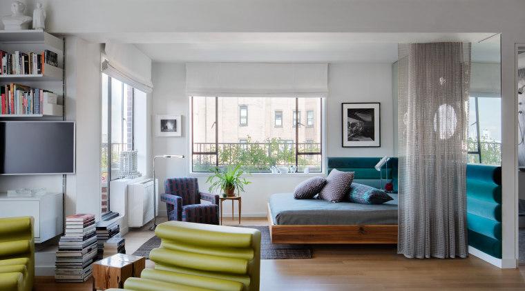 In collaboration with interior designer Bachman Brown, Alex