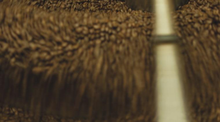 Coffee Roaster water, wood, brown