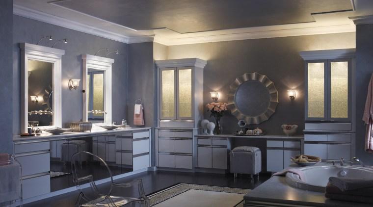 Rev-a-shelf storage system. Storage options. ceiling, countertop, furniture, interior design, kitchen, living room, room, black, gray