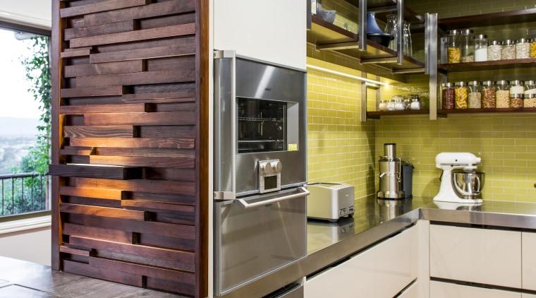 Modern kitchen for two cooks cabinetry, countertop, cuisine classique, home appliance, interior design, kitchen, white