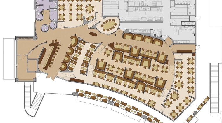 Feast for the eyes  Américas River Oaks area, diagram, floor plan, mixed use, plan, product design, residential area, urban design, white
