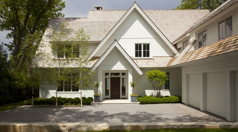 Traditional style new home cottage, elevation, estate, facade, farmhouse, home, house, property, real estate, residential area, roof, siding, window, brown