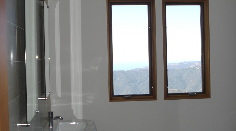 The bathroom before renovation bathroom, bathroom accessory, daylighting, home, house, interior design, property, real estate, room, sink, window, gray