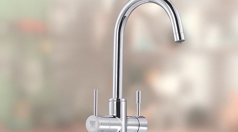 Brita water filter dispenser plumbing fixture, product, product design, tap, gray