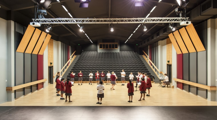Colour in performing arts auditorium auditorium, function hall, performing arts center, stage, theatre, black