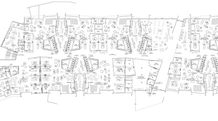 Street of knowledge  Hobsonville Point Primary and angle, architecture, area, artwork, black and white, design, drawing, line, line art, plan, product design, residential area, sketch, structure, white