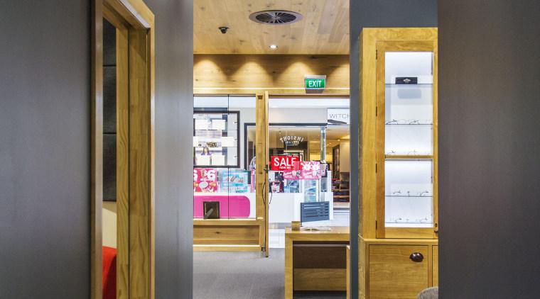 Resene New Denim Blue brings an industrial feel ceiling, interior design, lobby, black