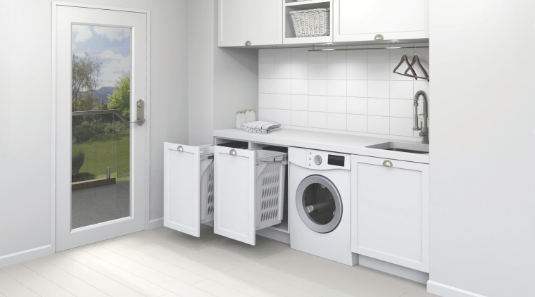 Air venting in the polypropylene bucket and strong clothes dryer, home appliance, kitchen, laundry, laundry room, major appliance, product, product design, room, washing machine, white