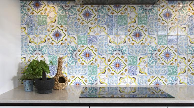 This kitchen is by designer Hayley Dryland of countertop, flooring, interior design, kitchen, wall, gray