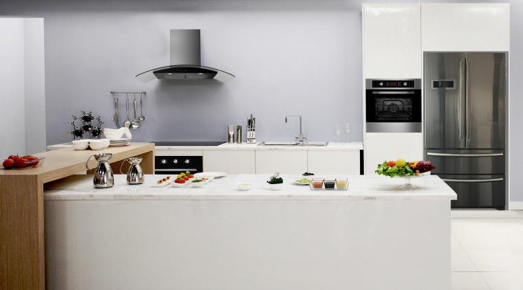 Whatever your projects appliance needs, Midea can supply countertop, cuisine classique, home appliance, interior design, kitchen, kitchen appliance, product design, white, gray