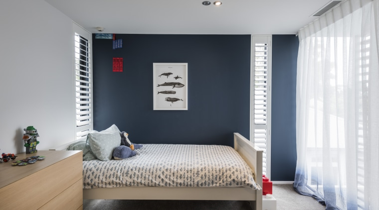 The right choice of Resene paints by Eterno bedroom, furniture, home, interior design, Resene, Colour, Shadowy Blue