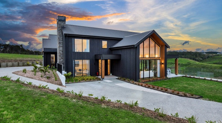 Inspired by a Landscape Homes showhome, two potential