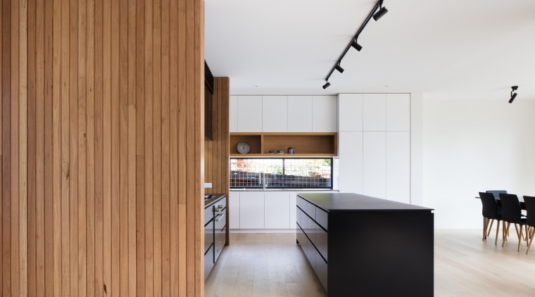 Kitchen layouts – which one is for you? architecture, building, door, floor, flooring, furniture, hardwood, house, interior design, material property, plywood, property, room, table, wood, white, brown
