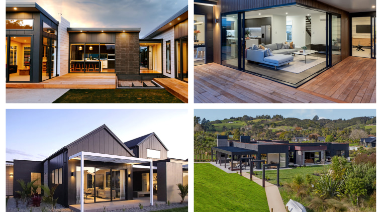 2020 New Zealand  Group Home Builders finalists