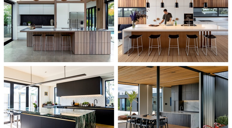 2020 TIDA NZ Kitchens Architect 4 winners -