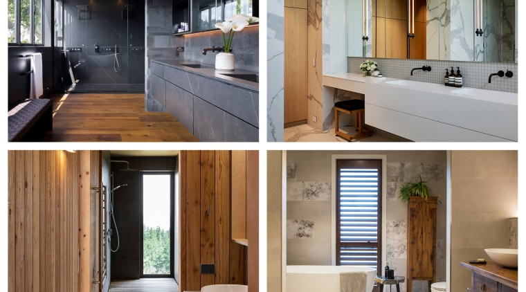 2020 TIDA New Zealand Bathroom winners -