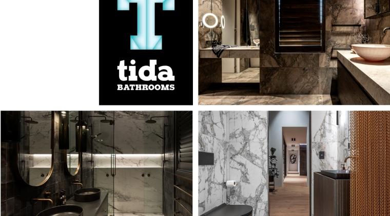 2021 TIDA Bathrooms winners -