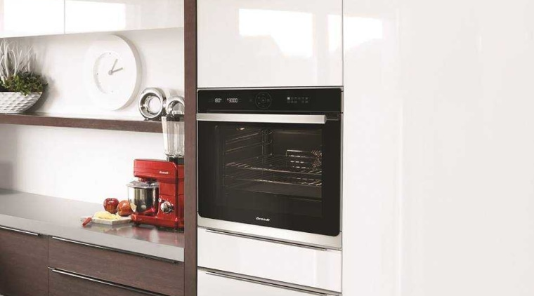 French appliance style, quality and value for money architecture, cabinetry, countertop, cupboard, floor, furniture, home appliance, house, interior design, kitchen, kitchen appliance, kitchen stove, major appliance, material property, property, refrigerator, room, tile, white