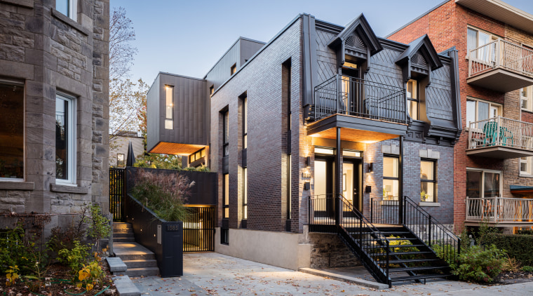 """Restoring a 19th-century house while retaining the heritage"
