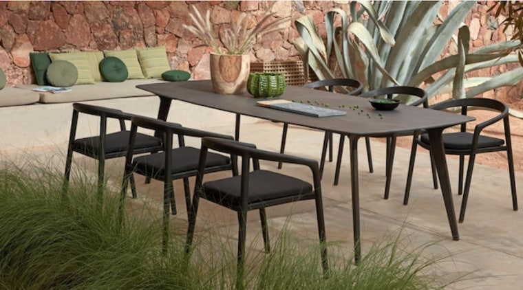 5Bc6F Manutti Torsa 2 - chair | furniture chair, furniture, outdoor furniture, table, brown, gray