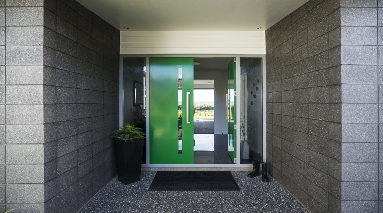 6 Hb0916 Front Door Camarone architecture, door, house, interior design, real estate, gray, black