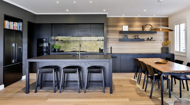 The big picture – the entire kitchen environment