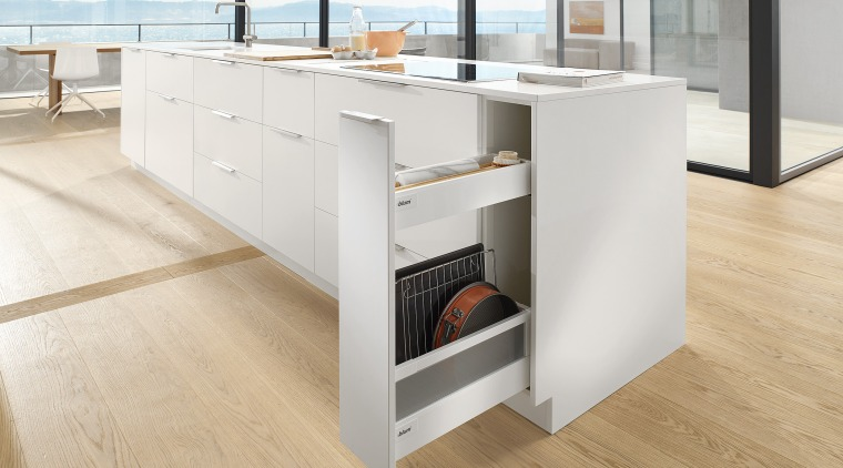 Blum SPACE TWIN with TANDEMBOX 3 -