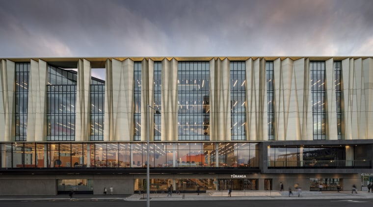 Christchurch Central Library – a celebration of culture apartment, architecture, building, commercial building, condominium, corporate headquarters, facade, headquarters, metropolis, mixed use, residential area, sky, gray