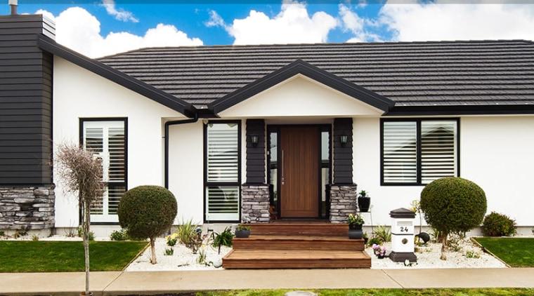 Fowler Homes Ltd Header Hero building, cottage, estate, facade, home, house, property, real estate, siding, white