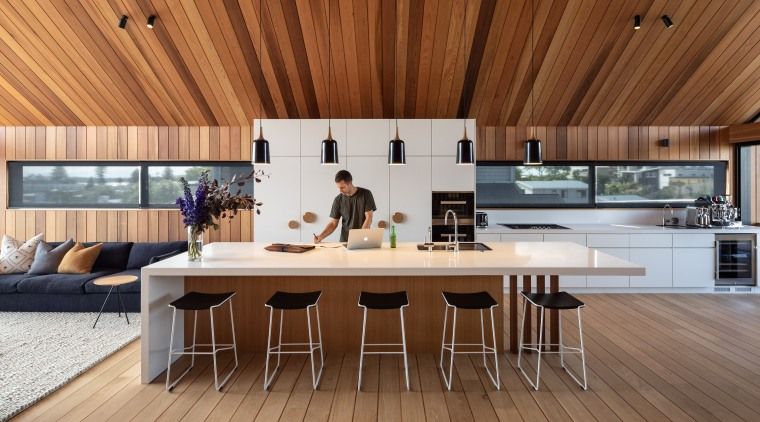 Generational House Kitchen -