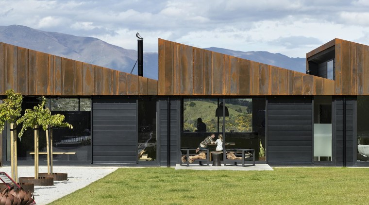 'Sawtooth, Queenstown' by 'Assembly Architects' – shortlisted in architecture, facade, house