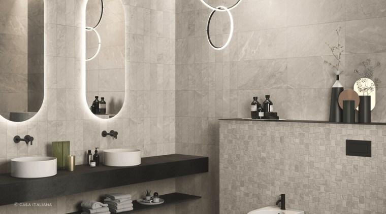 Interior Tiles Velvet by Edimax Astor Casa Italiana