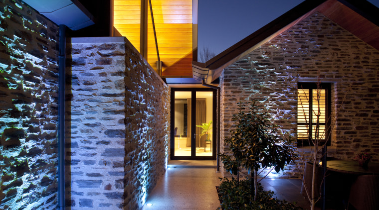 Nz2812 Mason And Wales 0123298 - architecture | architecture, estate, facade, home, house, interior design, landscape lighting, lighting, property, real estate, residential area, siding, wall, window, black, blue
