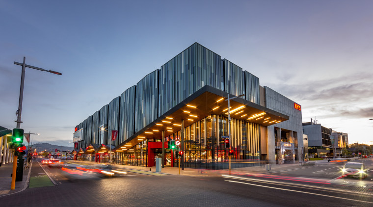 Heightened expectations – the raised corner of Christchurch's architecture, building, city, commercial building, downtown, metropolis, metropolitan area, mixed use, residential area, sky, structure