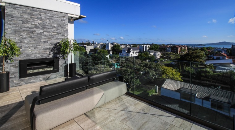 On a clear day – dramatic city and apartment, condominium, home, penthouse apartment, Dominion Constructors, St Marks Residences