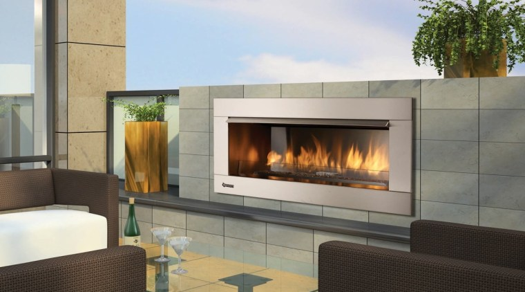 Outdoor Gas Fires -
