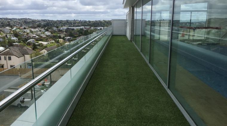 After installation architecture, grass, urban design, gray