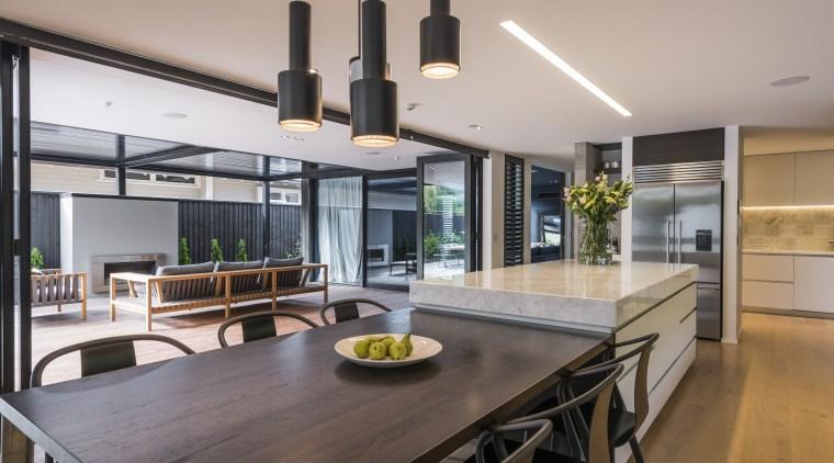 Kitchen by Eterno Design architecture, countertop, house, interior design, kitchen, real estate, gray