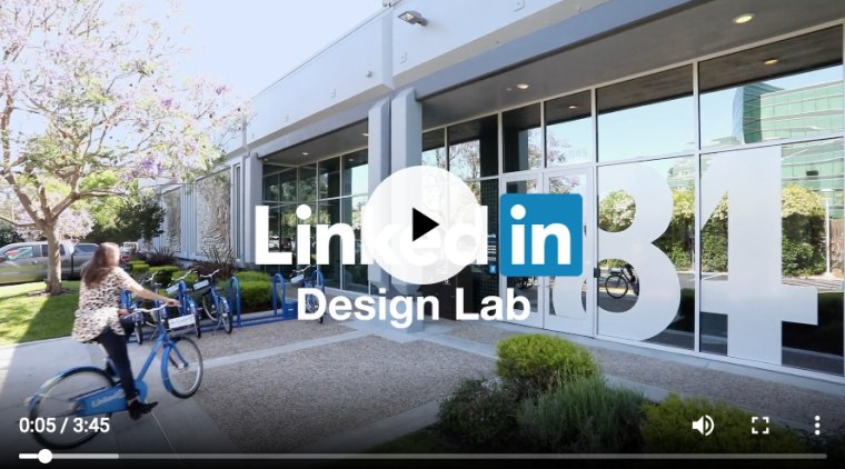 LinkedIn – a workplace laboratory for ongoing experimentation building, condominium, home, house, property, real estate, window, white