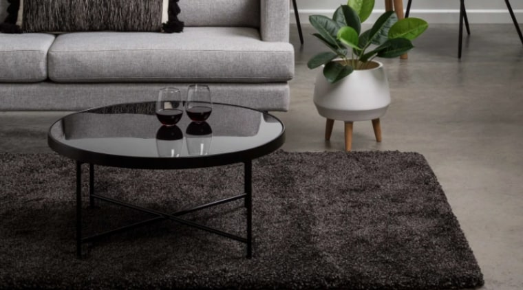 Screen Shot 2019 06 14 at 9 56 beige, carpet, coffee table, couch, floor, flooring, furniture, interior design, laminate flooring, living room, rectangle, room, table, tile, gray, black