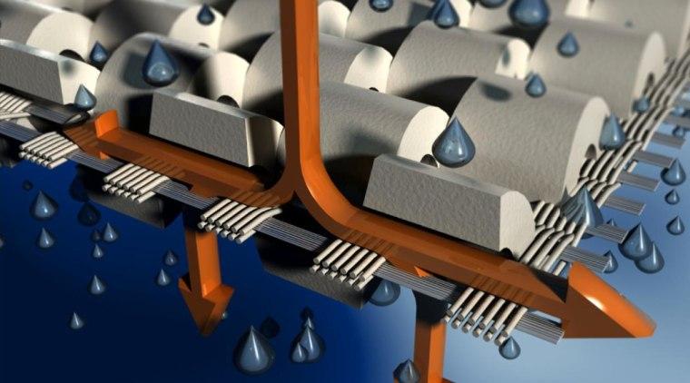 Sine Drainage - design | electronic component | design, electronic component, electronic engineering, electronics, font, technology, gray, blue