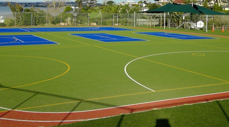 Tigerturf Multisport - artificial turf | grass | artificial turf, grass, line, plant, player, playground, sport venue, sports, structure, brown, green