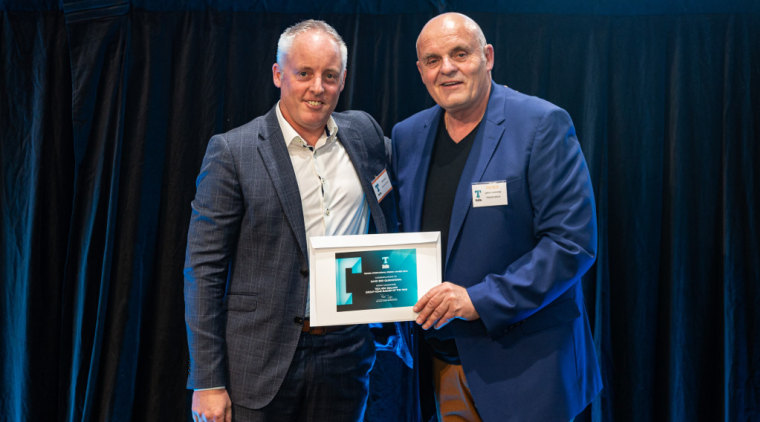 2019 TIDA New Zealand Homes presentation evening award, award ceremony, community, event, job, blue, black