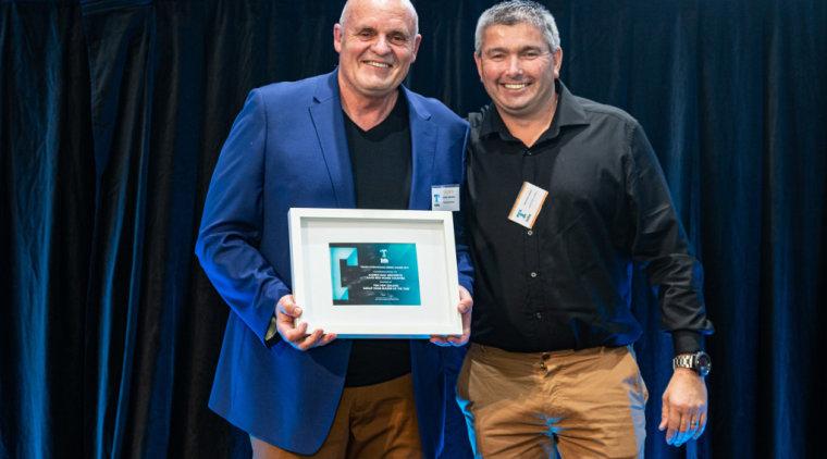 2019 TIDA New Zealand Homes presentation evening award, award ceremony, blue, electric blue, event, blue, black