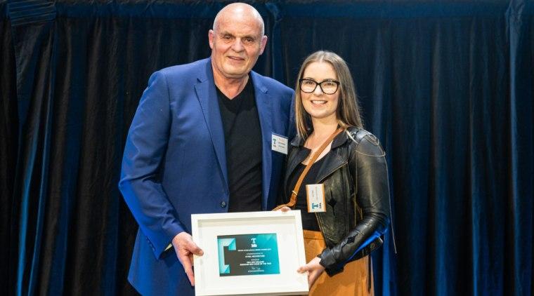 2019 TIDA New Zealand Homes presentation evening award, award ceremony, employment, event, job, black, blue