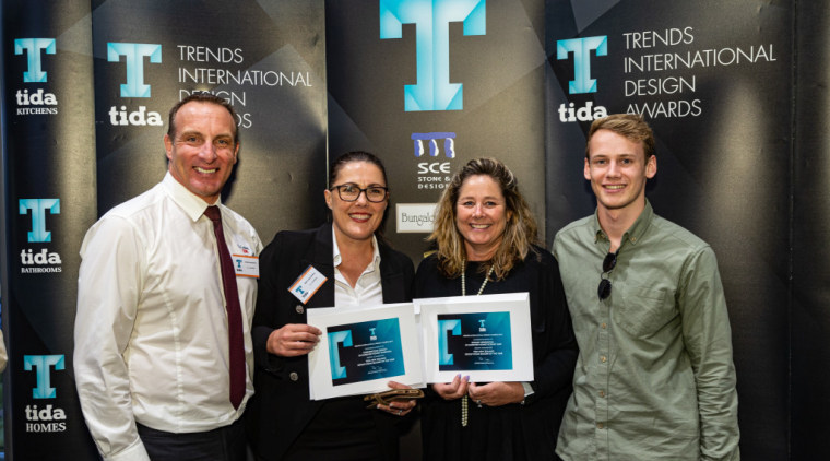 2019 TIDA New Zealand Homes presentation evening award, event, job, product, technology, black