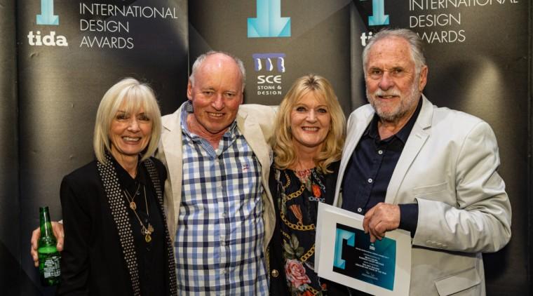 2019 TIDA New Zealand Homes presentation evening adaptation, award, community, event, green, black
